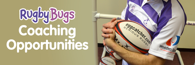 fun and challenging rugby programme for kids aged 2½ -7