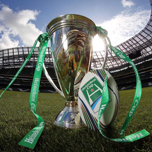 The Heineken Cup 13/4/2012